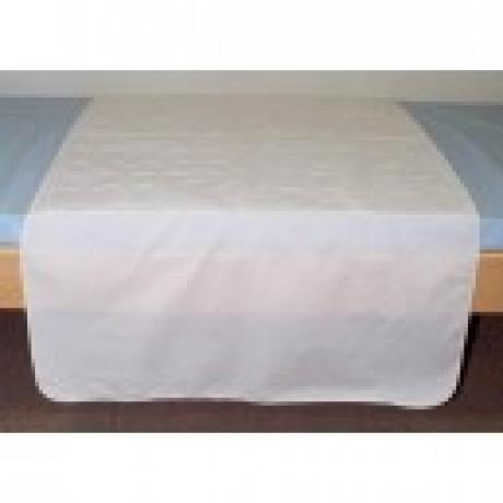 al se textile lavable pour le lit avec rabbat. Black Bedroom Furniture Sets. Home Design Ideas