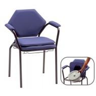 Chaise de toilettes classique