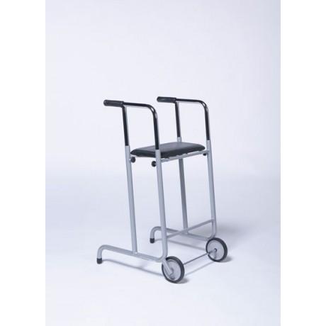 rollator vermeiren 2 roues. Black Bedroom Furniture Sets. Home Design Ideas