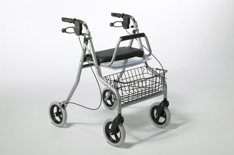 rollator vermeiren 4 roues. Black Bedroom Furniture Sets. Home Design Ideas